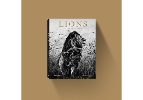 Lions - Laurent Baheux teNeues