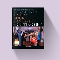 Roy Stuart - The Leg Show Photos: Embrace Your Fantasies, Getting Off