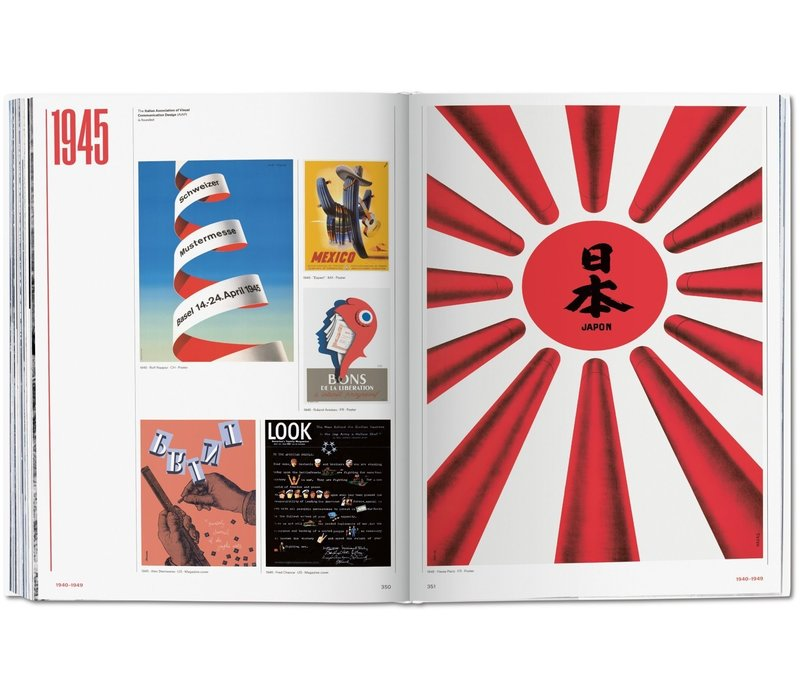 The History of Graphic Design. Vol. 1, 1890–1959