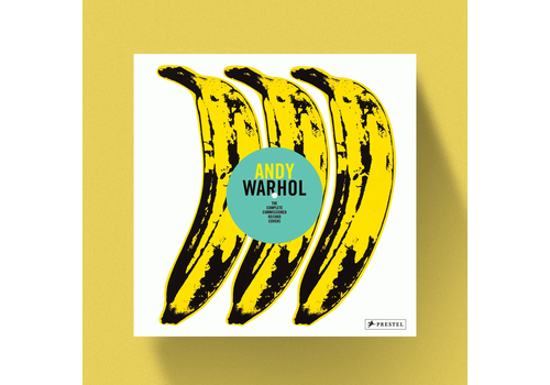 Andy Warhol Andy Warhol - The Complete Commissioned Record Covers