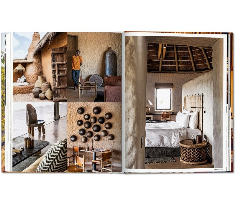 Great Escapes Africa - The Hotel Book 2019 Edition