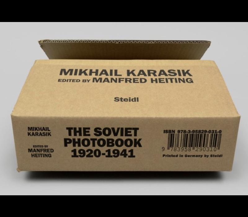 The Soviet Photobook 1920–1941