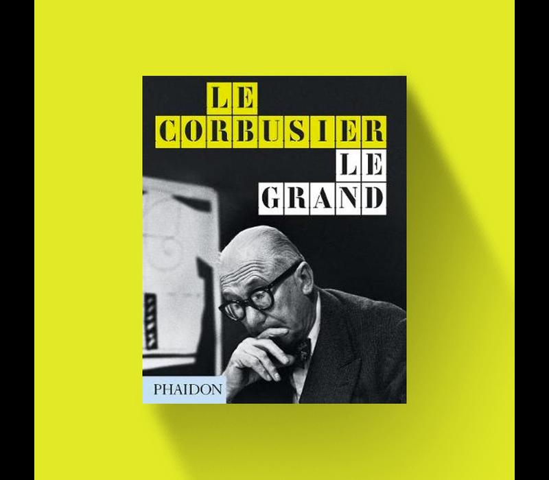 Cohen - Le Corbusier Le Grand (paperback)