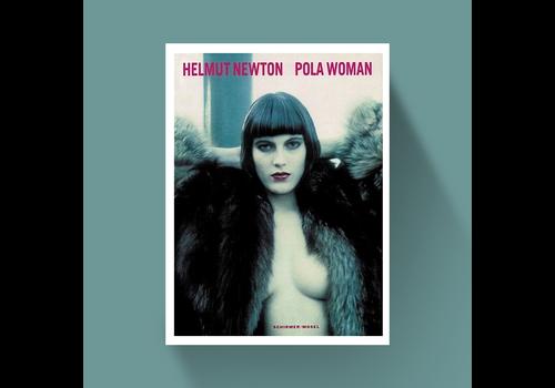 Helmut Newton - Pola Woman