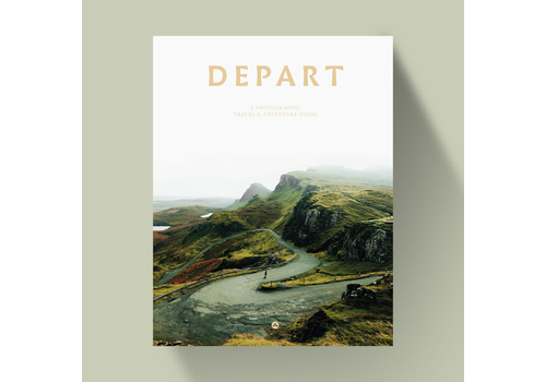 Depart - A photographic travel & adventure guide