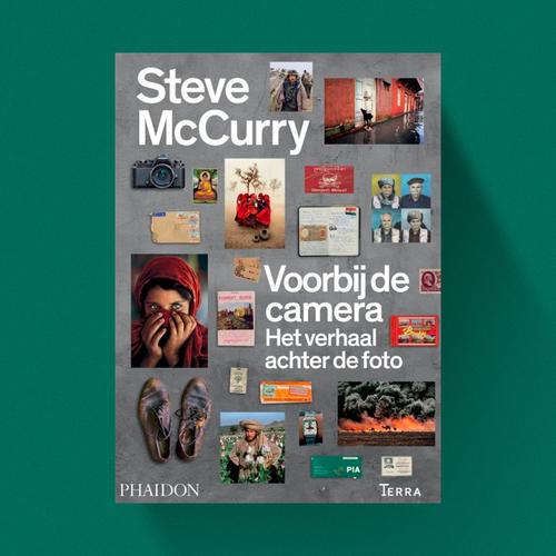 Voorbij de camera - Steve McCurry