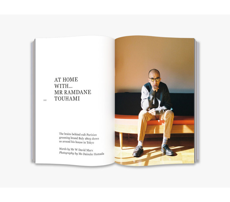 The MR PORTER Guide to a Better Day