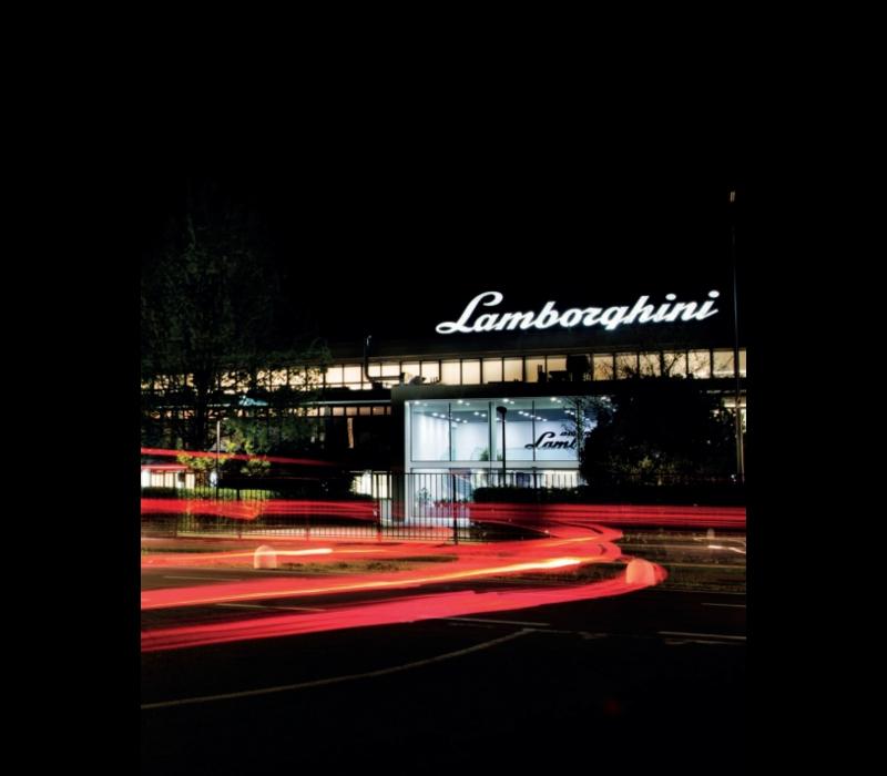 Lamborghini - Where Why Who When What