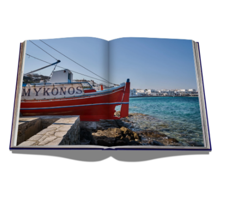 Mykonos Muse - Assouline