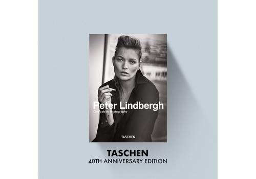 Taschen 40th Anniversary Peter Lindbergh. On Fashion Photography – 40th Anniversary Edition