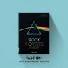 Taschen 40th Anniversary Rock Covers – 40th Anniversary Edition