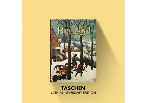 Taschen 40th Anniversary Bruegel. The Complete Paintings – 40th Anniversary Edition