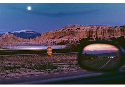 New Mexico USA - Magnum series - Thomas Hoepker