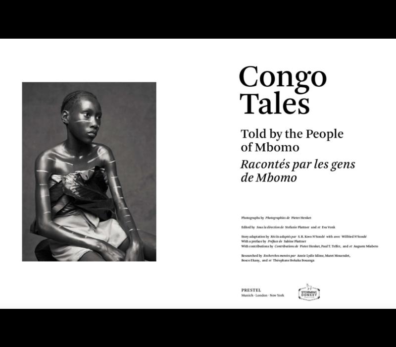 Congo Tales - Pieter Henket