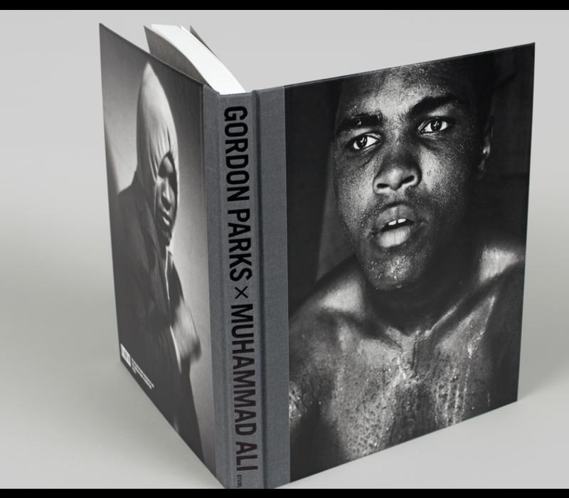 Gordan Parks x Muhammad Ali