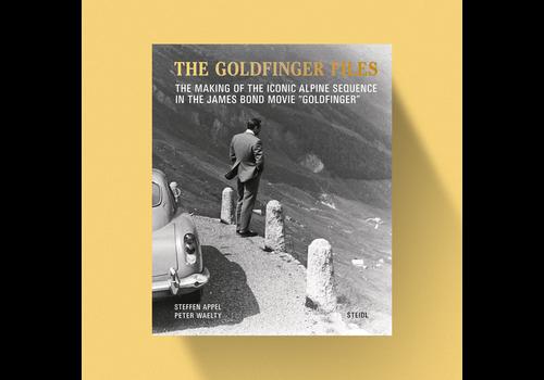 James Bond The Goldfinger Files