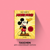 Taschen 40th Anniversary Walt Disney's Mickey Mouse. The Ultimate History – 40th Anniversary Edition