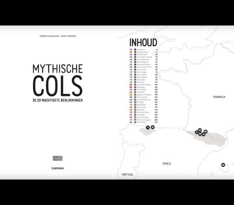 Mythische cols - De 30 machtigste beklimmingen
