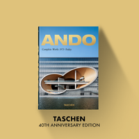 Ando. Complete Works 1975–Today – 40th Anniversary Edition