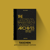 Taschen 40th Anniversary The Star Wars Archives. 1977–1983 - 40th Anniversary Edition