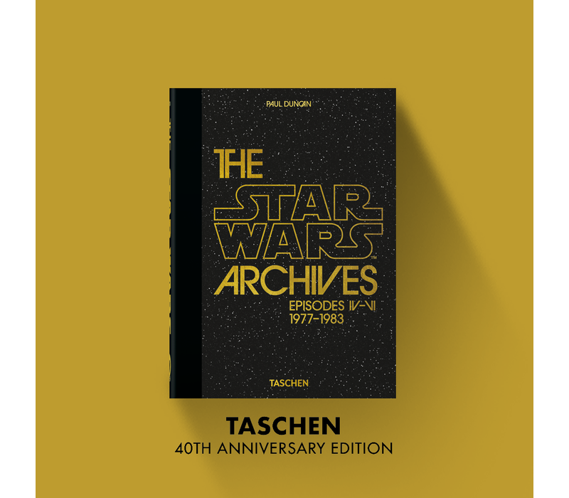 The Star Wars Archives. 1977–1983 - 40th Anniversary Edition