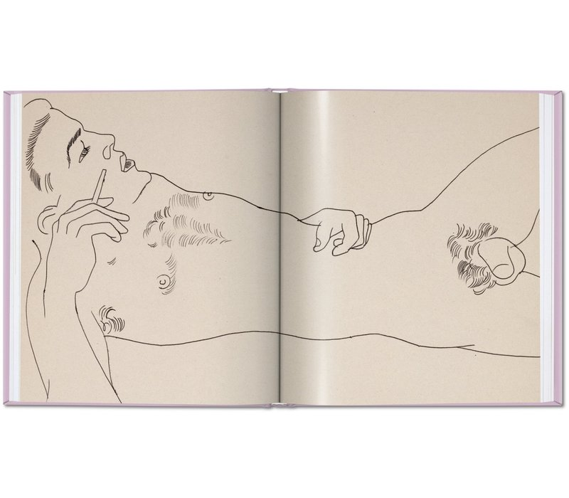 Andy Warhol - Love, Sex, and Desire. Drawings 1950–1962