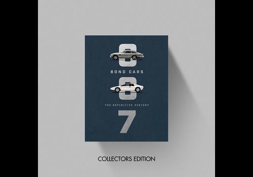 James Bond Bond Cars The definitive history - collectors edition