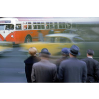 Ernst Haas - New York in Color, 1952-1962