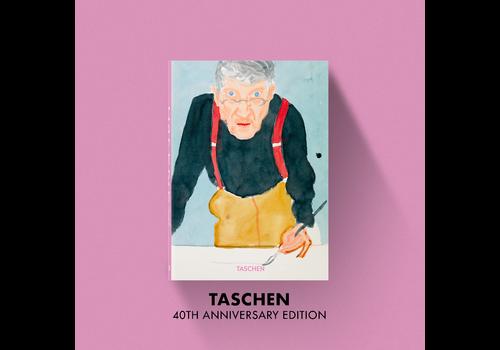 Taschen 40th Anniversary David Hockney. A Chronology - 40th Anniversary Edition