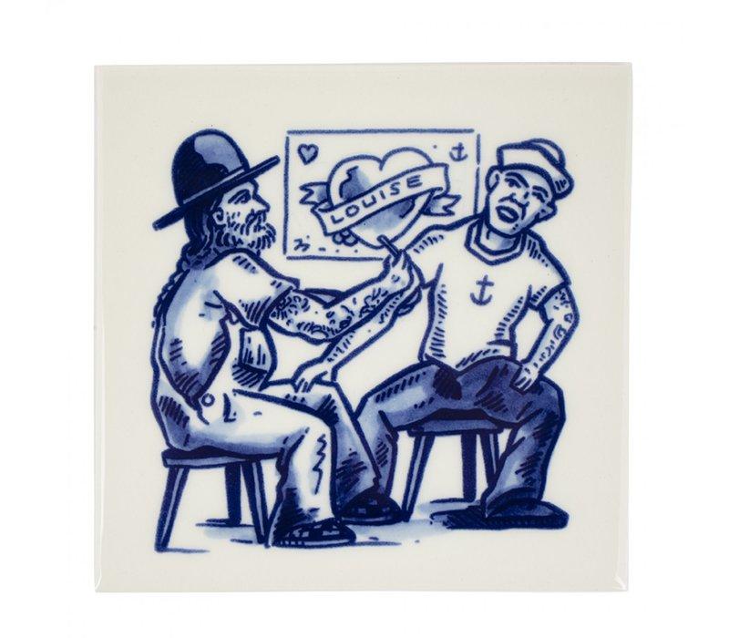 Tegel Tattoo Shop - Henk Schiffmacher