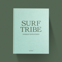 Surf Tribe - Stephan Vanfleteren GESIGNEERD