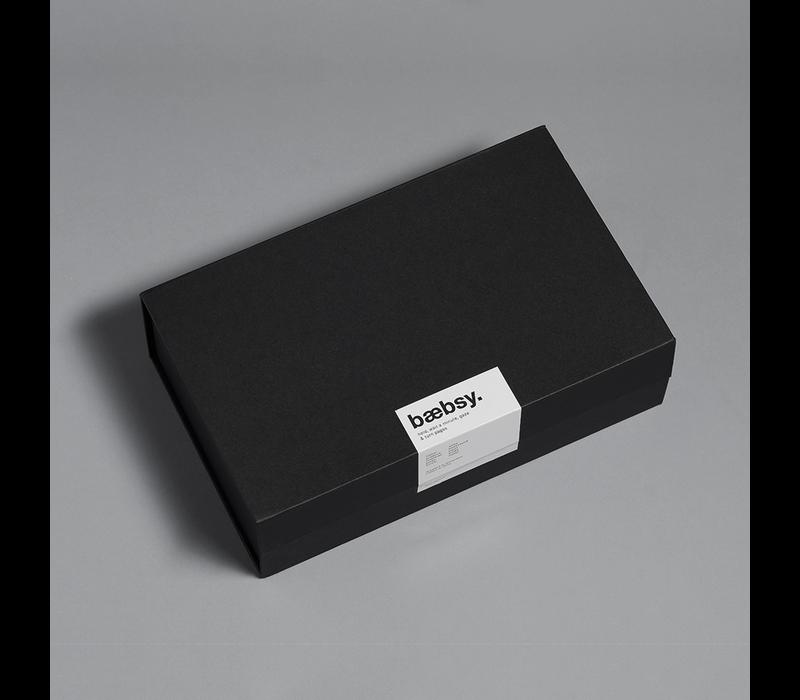 Boekenstandaard - Baebsy Atlas Bookstand Black