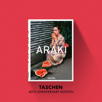 Araki – 40th Anniversary Edition