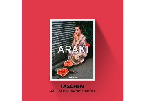 Taschen 40th Anniversary Araki – 40th Anniversary Edition