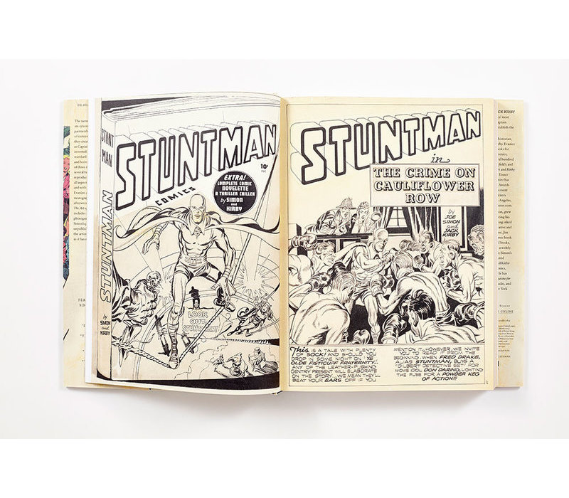 The Art of the Simon and Kirby Studio - (*Hurt)