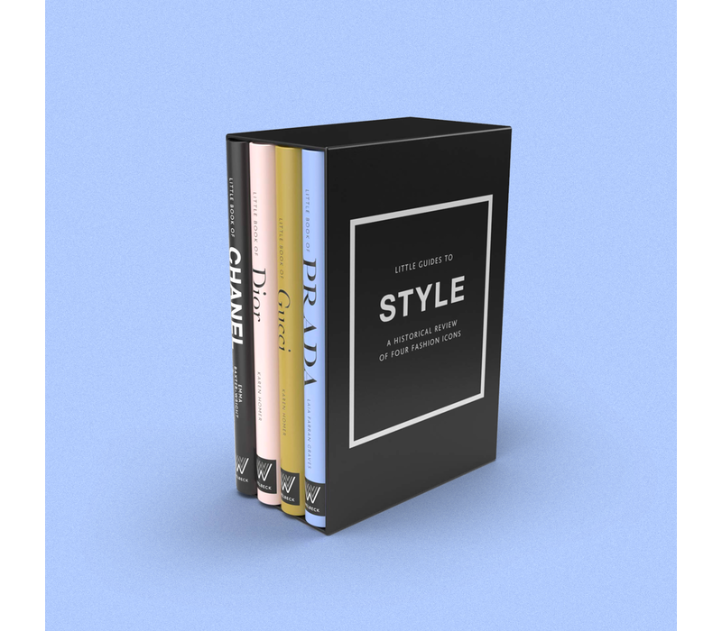 Little Guides to Style - The Story of Four Iconic Fashion Houses