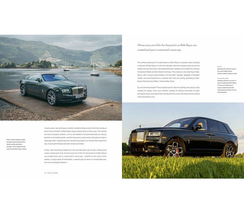 Rolls-Royce Motor Cars - Making a Legend