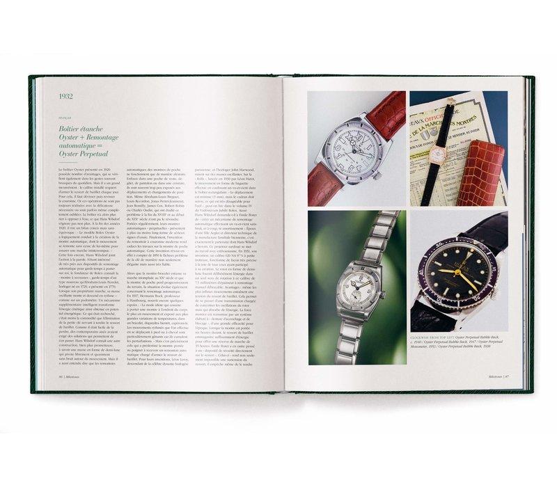 The Watch Book Rolex Extended Edition - Gisbert L. Brunner