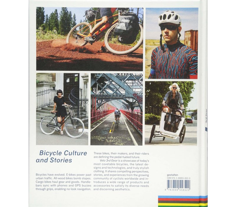 Velo 3rd Gear - Bicycle Culture and Stories
