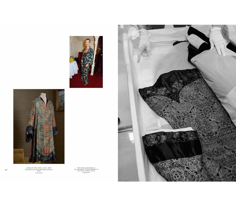 Musings on Fashion and Style - Museo de la Moda - edited by Kate Moss