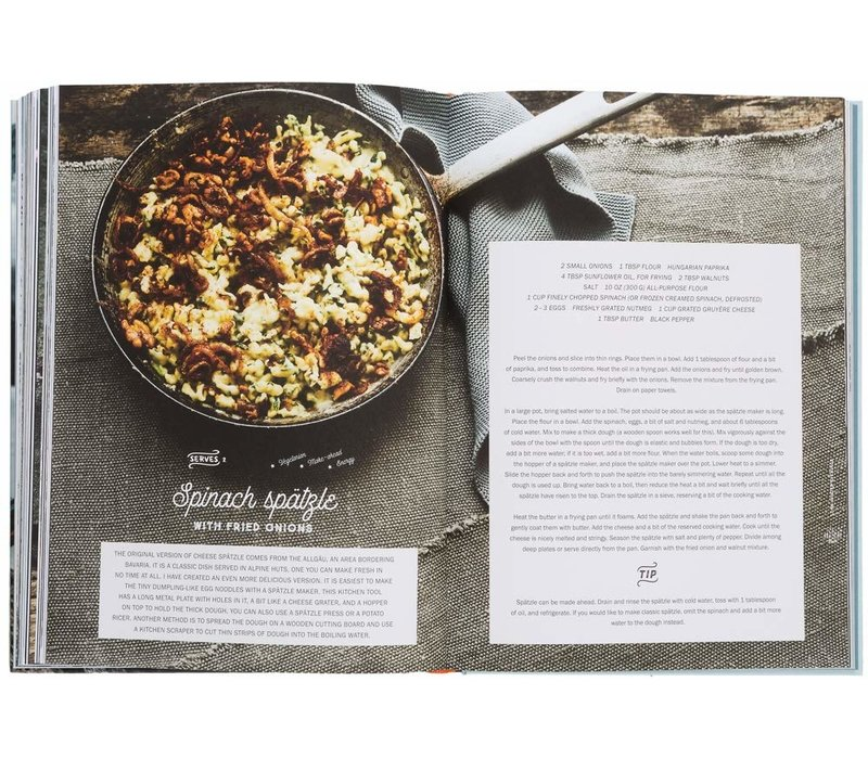 Delicious Wintertime - The Cookbook for cold weather adventures