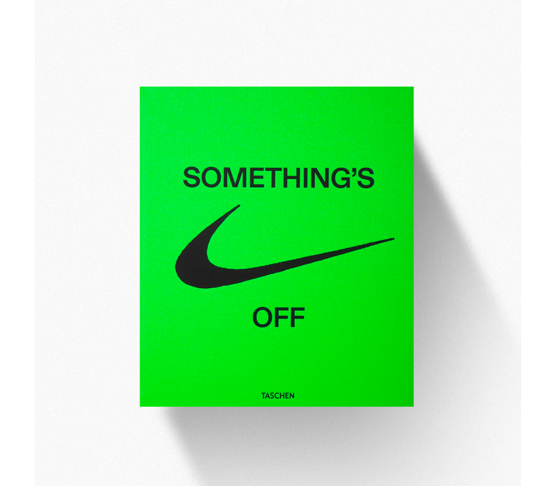 Virgil Abloh - Nike. ICONS