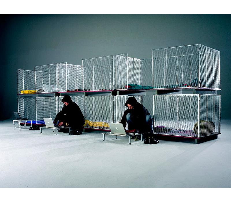 Urban Nomads - Winfried Baumann