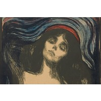 Edvard Munch - Love and Angst