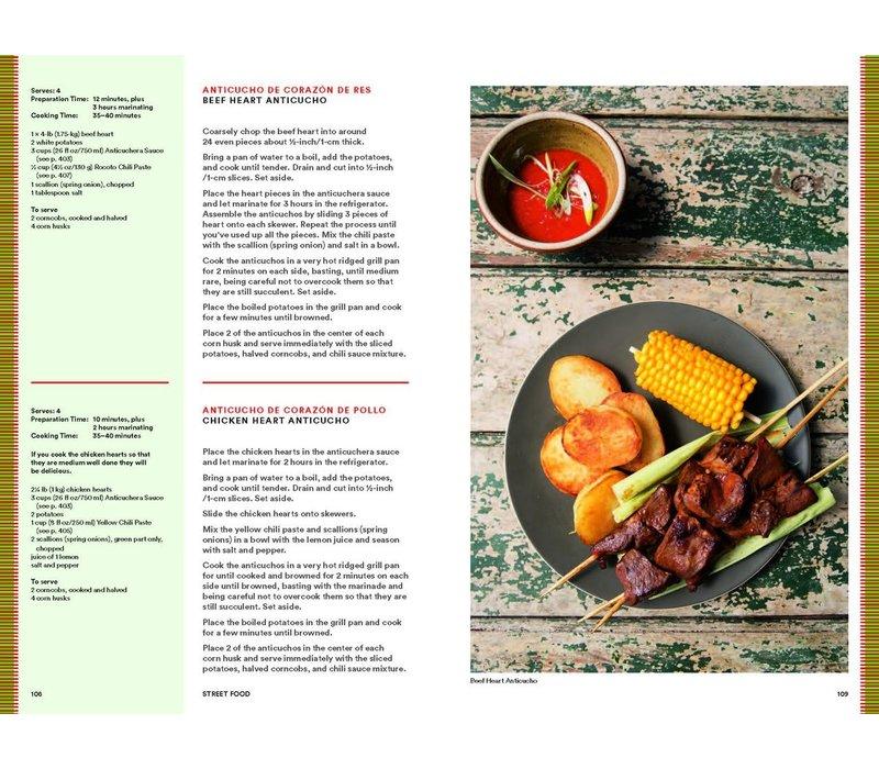 Peru - The Cookbook