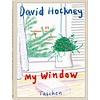 David Hockney David Hockney - My Window