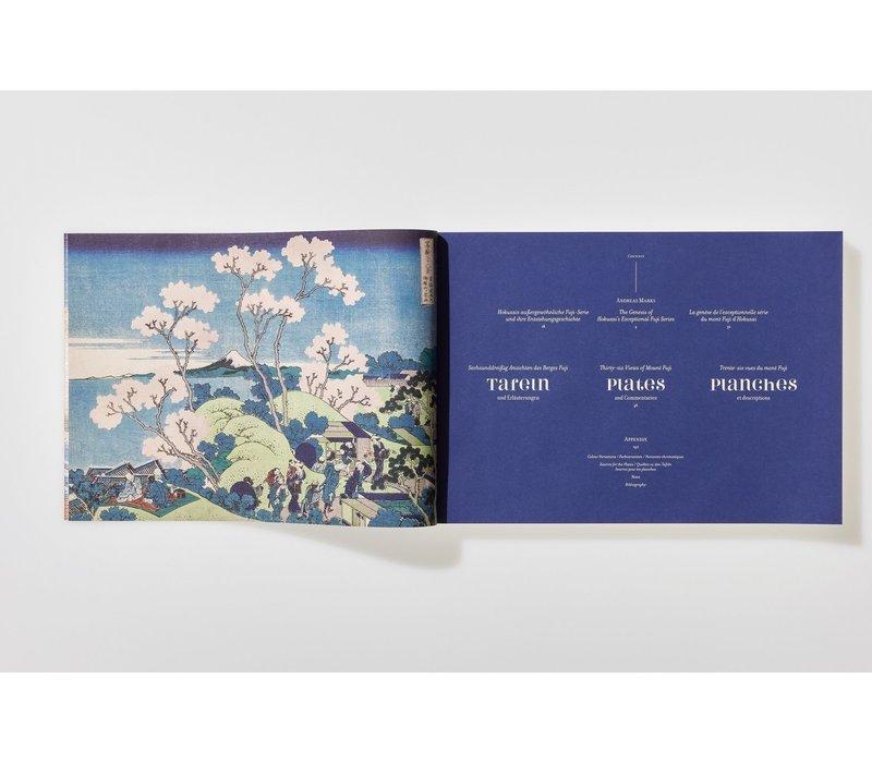 Hokusai - Thirty-six Views of Mount Fuji