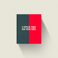 A Topical Times for These Times - A Book of Liverpool Football