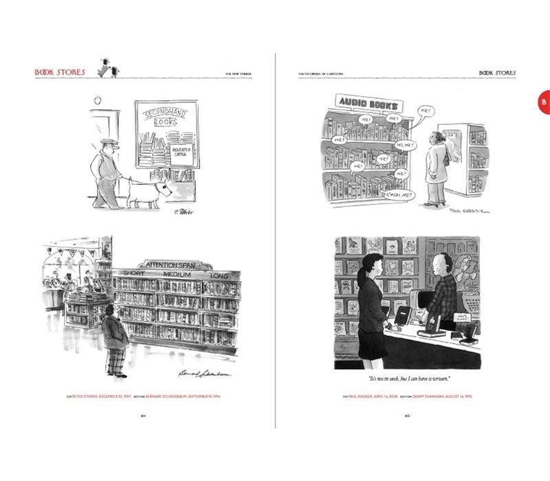 The New Yorker: Encyclopedia of Cartoons