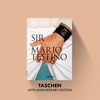 Taschen 40th Anniversary Mario Testino. SIR - 40th Anniversary Edition